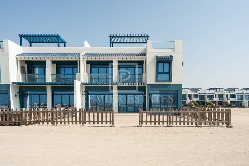 Corner Villas with stunning Sea views-Available