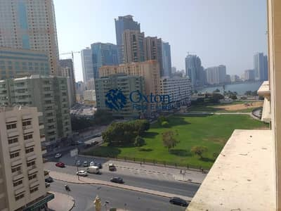 2 Bedroom Apartment for Rent in Al Majaz, Sharjah - Chiller Free 2-BHK | Balcony | Wardrobes | Parking Free In Al Majaz