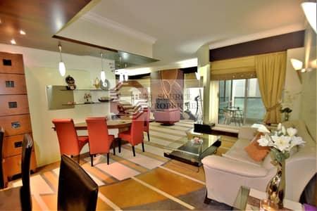 2 Bedroom Apartment for Rent in Dubai Marina, Dubai - FULLY FURNISHED   EN -SUITED BATHS  HIGHER FLOOR  NEAR METRO