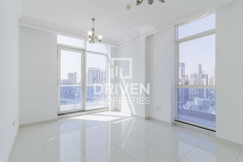 16 Amazing 2 Bed Apt with Burj and Canal View