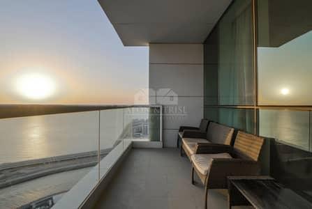 شقة 2 غرفة نوم للبيع في جي بي ار، دبي - Fully furnished | High floor | Huge balcony