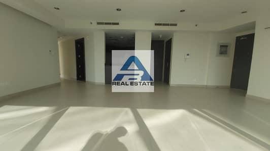 فلیٹ 3 غرفة نوم للايجار في الخالدية، أبوظبي - Modern Living 3 bhk with maid room