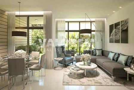 فیلا 3 غرفة نوم للبيع في أكويا أكسجين، دبي - New Aster Middle Row Villa Modern Living