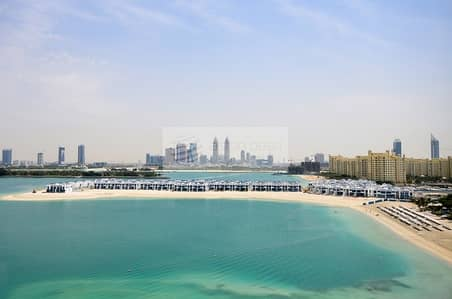 2 Bedroom Flat for Sale in Palm Jumeirah, Dubai - New Listing Vacant | Sea View | 2 Bed Plus Study