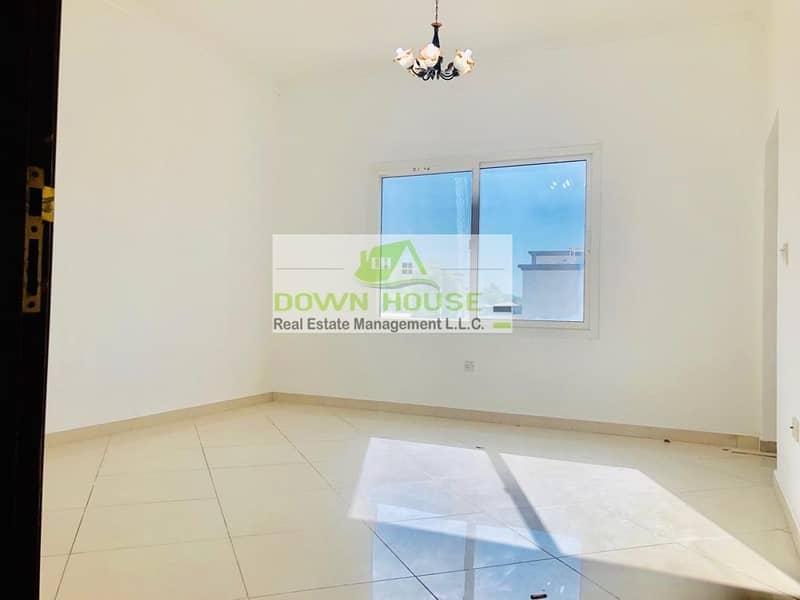 Elegance brand new studio with small balcony in zone 1 near mazyed mall