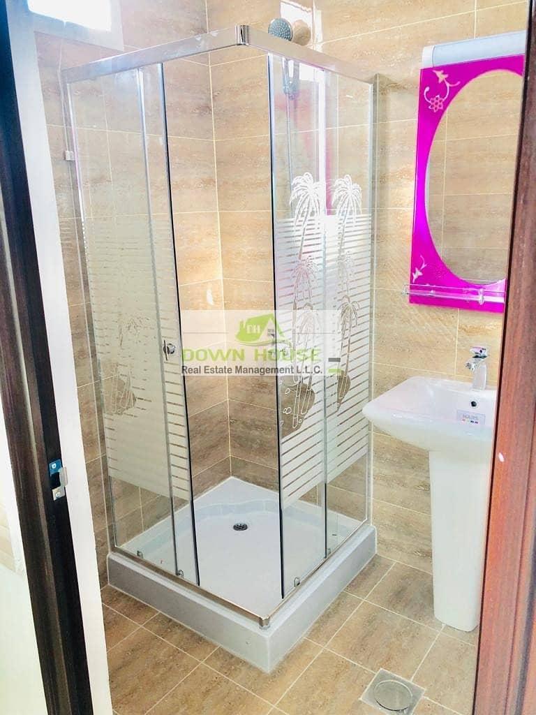 10 Elegance brand new studio with small balcony in zone 1 near mazyed mall