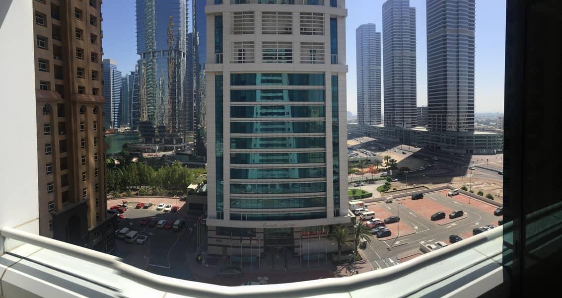 Studio Mid Floor Goldcrest Views 2 JLT Next to Bonnington Hotel