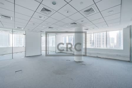 Office for Rent in Barsha Heights (Tecom), Dubai - Fitted   Partitioned   6 parkings   AED 70/- psf
