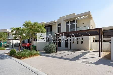 3 Bedroom Villa for Rent in DAMAC Hills (Akoya by DAMAC), Dubai - Upgraded 3 bed in Rochester | Type TH-M