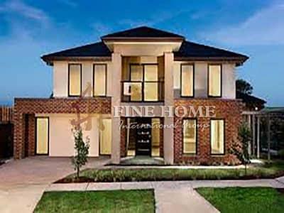 Fabulous 5BR Villa in Muroor Area . Abu Dhabi