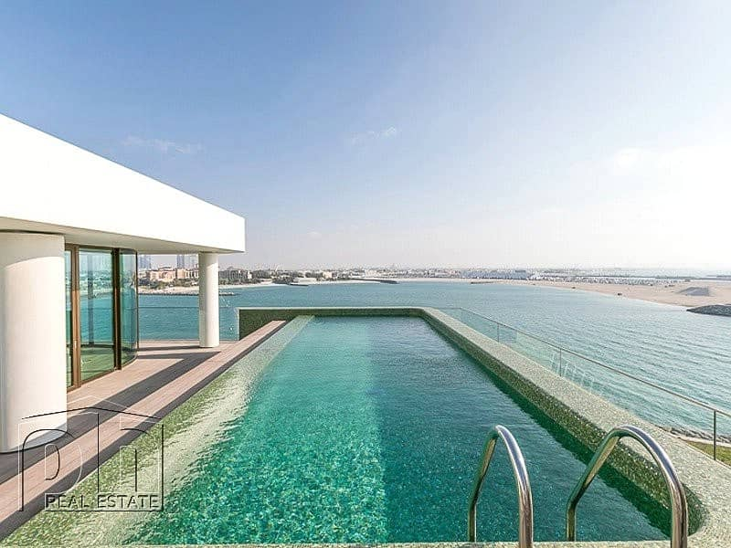 Stunning Full Floor Penthouse with Private pool