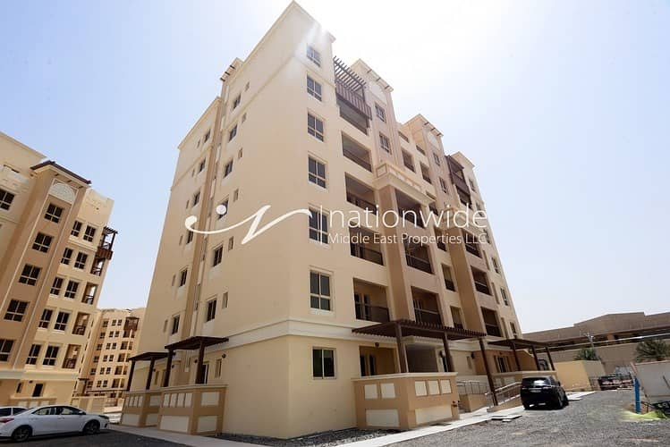 Hottest Deal Studio Apartment in Bani Yas