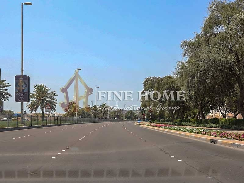 Terrific 2 Villas compound in Al Muroor Area