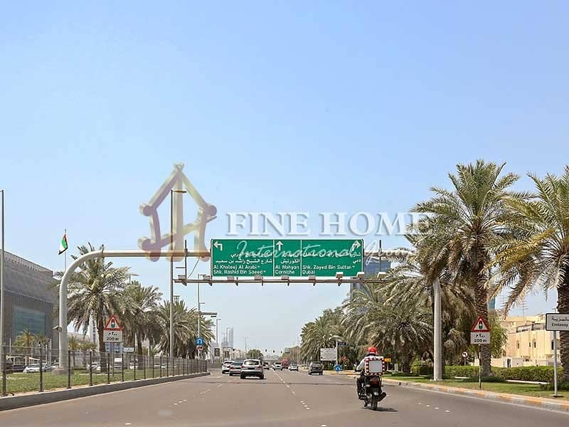 2 Terrific 2 Villas compound in Al Muroor Area