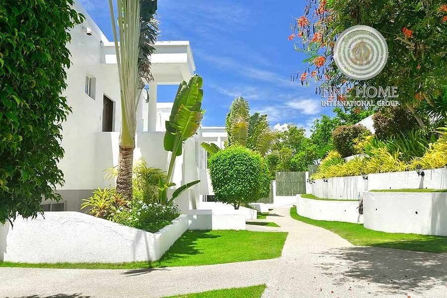 14 Terrific 2 Villas compound in Al Muroor Area