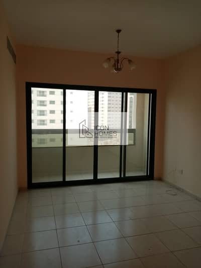 2 Bedroom Apartment for Rent in Al Majaz, Sharjah - *Family Building*13 Month Contract 2 Bhk*With Balcony/Near To Cornish /Just In 32k