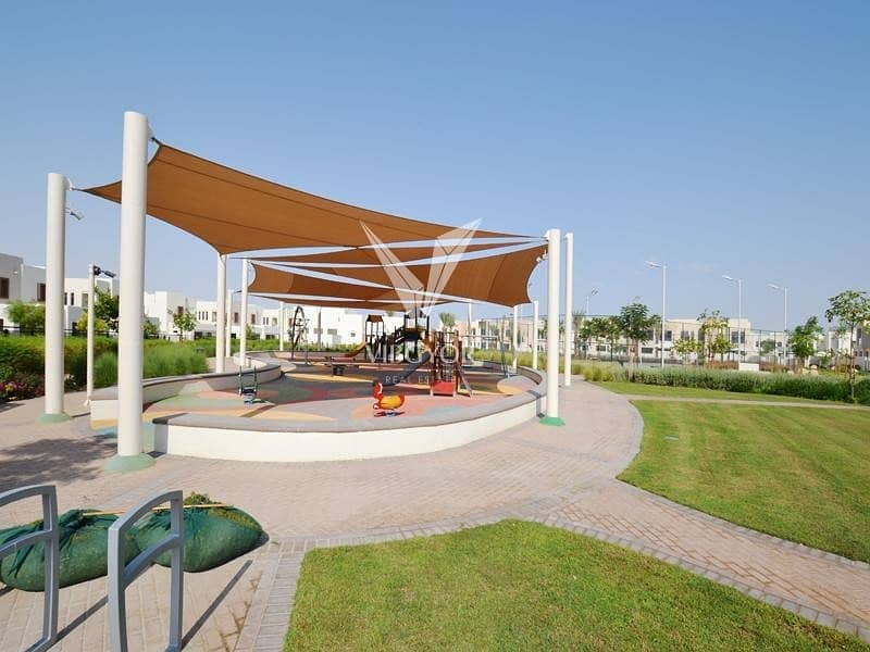 Type I- Facing Pool and Park- Mira Oasis