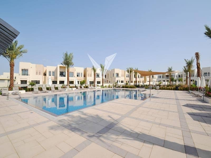 2 Type I- Facing Pool and Park- Mira Oasis