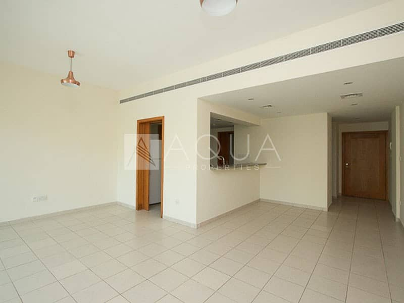 Chiller free | 2BR+Study room | Pool View