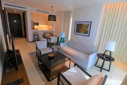 شقة فندقية 1 غرفة نوم للايجار في التلال، دبي - Brand New | Fully Furnished | High End | Serviced.