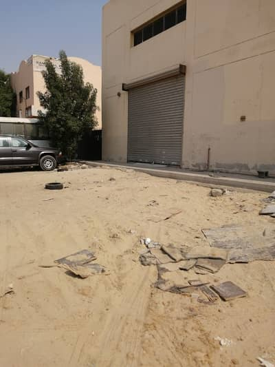 Warehouse for Rent in New Industrial City, Ajman - Warehouse Without Electricity II 1500 SqFt II