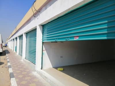 محل تجاري  للايجار في الجرف، عجمان - محلات للايجار