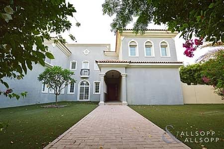فیلا 7 غرف نوم للايجار في المرابع العربية، دبي - 7 Bedrooms | 17