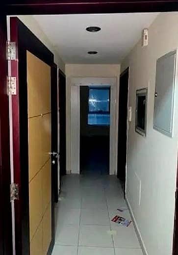 فلیٹ 1 غرفة نوم للايجار في جاردن سيتي، عجمان - شقة في Jasmine Towers أبراج الياسمين 1 غرف 18000 درهم - 4351761