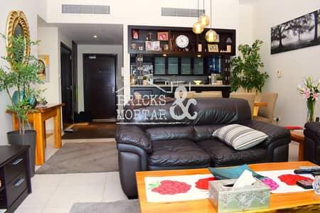 شقة 2 غرفة نوم للايجار في ذا فيوز، دبي - Chiller Free | Appliances | Pool and Lake View