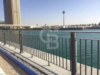 مکتب  للايجار في المنارة، دبي - Shell and Core - Al Manara - Business Bay