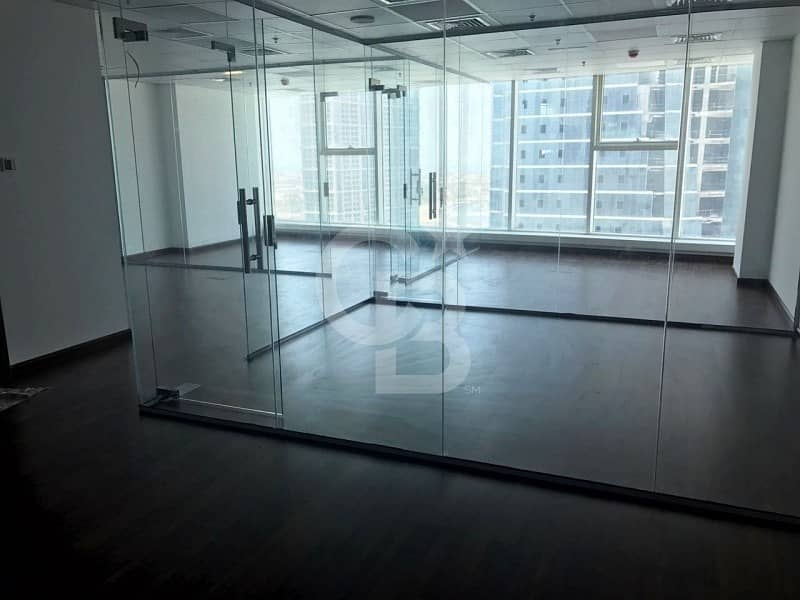 2 Fitted Commercial Office in Al Manara
