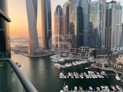 شقة 2 غرفة نوم للبيع في دبي مارينا، دبي - VOT | Full Marina View | 2 Bed Plus Maids