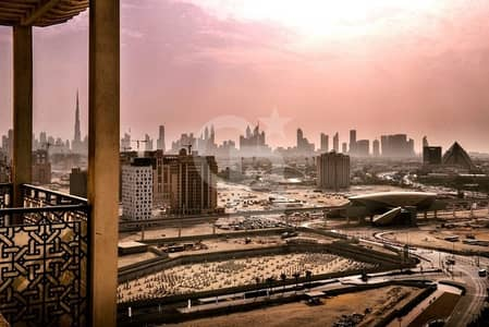 Shop for Rent in Culture Village, Dubai - Shell and Core | Shop in Riah Towers