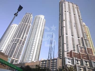 1 Bedroom Apartment for Sale in Downtown Dubai, Dubai - Direct to Dubai Mall | High Floor | 1 BR