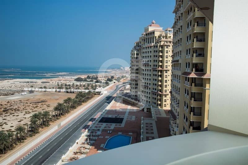 Studio with Sea view |12 year visa on 20%