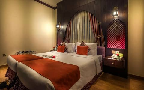 Great Yearly rate for fully Furnished Studio at First Central Hotel Suites