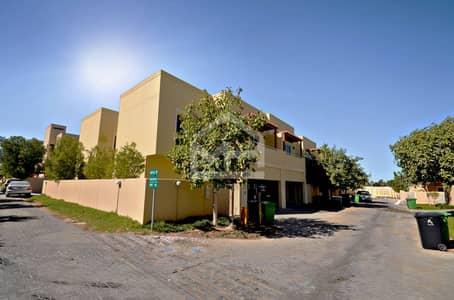 تاون هاوس 4 غرفة نوم للايجار في حدائق الراحة، أبوظبي - Well Maintained Townhouse in a Welcoming community