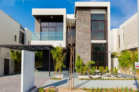 5 Bedroom Villa for Sale in DAMAC Hills (Akoya by DAMAC), Dubai - STAND ALONE VILLA | 5 BED ROOM |V3 TYPE| GOLF VIEW