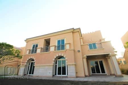 فیلا 5 غرفة نوم للايجار في مدينة دبي الرياضية، دبي - Reduced Price | Golf Course Views | Vacant Now