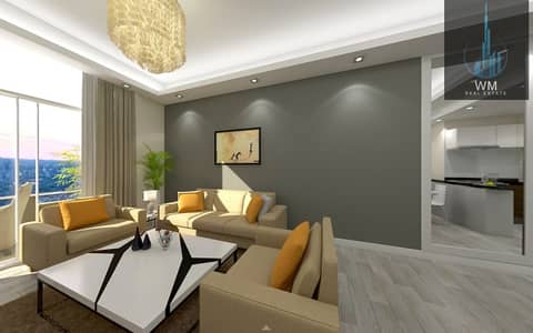 1 Bedroom Flat for Sale in Dubai Sports City, Dubai - Very Affordable One Bedroom Apartment With Dubai Canal View
