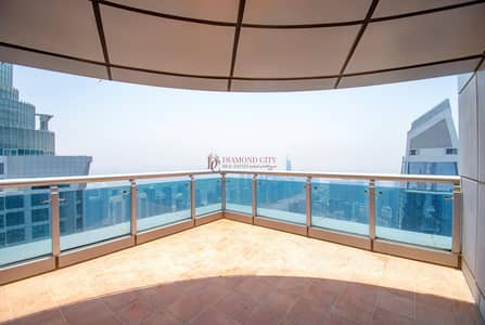 2 Bedroom Apartment for Sale in Dubai Marina, Dubai - Breathtaking Sea View| Very Spacious |High Floor