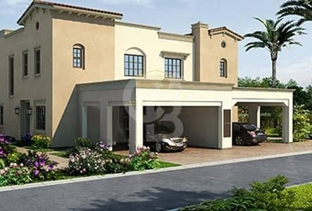3 Bedroom Villa for Sale in Reem, Dubai - Type I | Single Row | Middle Unit | Mira Oasis 1