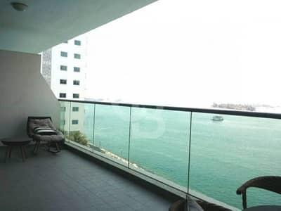 فلیٹ 1 غرفة نوم للبيع في نخلة جميرا، دبي - Panoramic Sea View | Brand New | 1 Bedroom | Azure