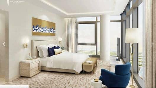 فلیٹ 2 غرفة نوم للبيع في نخلة جميرا، دبي - Fully Furnished 2BR | Panoramic Skyline Views