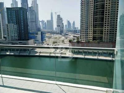 شقة 1 غرفة نوم للبيع في الخليج التجاري، دبي - Lake View | Huge Balcony | 1BR | Windsor Manor