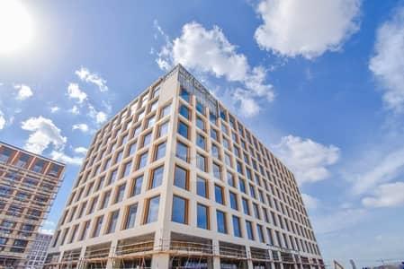 Office for Rent in Dubai Hills Estate, Dubai - Grade A Office   Hills Business Park   Dubai Hills
