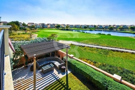 6 Bedroom Villa for Sale in Jumeirah Golf Estate, Dubai - Golf Course View | Brand New | Largest 6BR