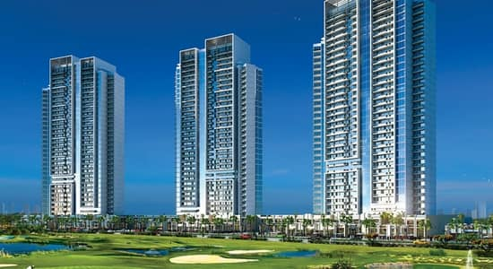 1 Bedroom Flat for Sale in DAMAC Hills (Akoya by DAMAC), Dubai - Spacious & Affordable Luxury Golf Facing Apartment