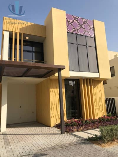 4 Bedroom Villa for Sale in Akoya Oxygen, Dubai -  designed by Cavali for sale on awesome payment plan