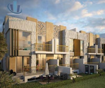 فیلا 4 غرفة نوم للبيع في أكويا أكسجين، دبي -  designed by Cavali for sale on awesome payment plan
